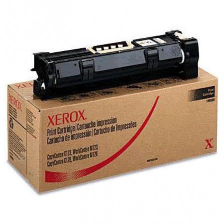 TONER XEROX WC123/C128 WORKCENTRE BLACK COLOR 30000 pages