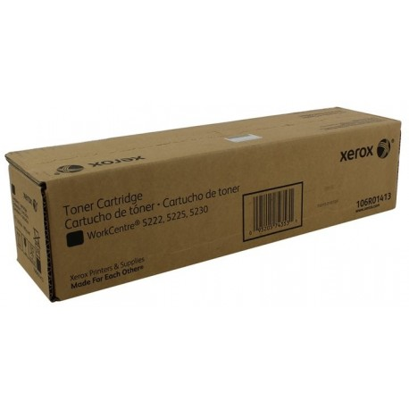 TONER XEROX BLACK WC 5222/5230
