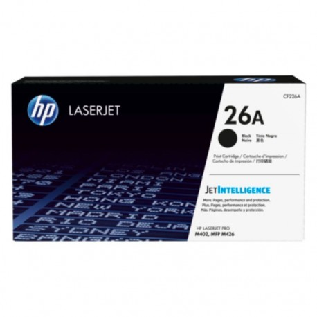 TONER HP N° 26 A BLACK