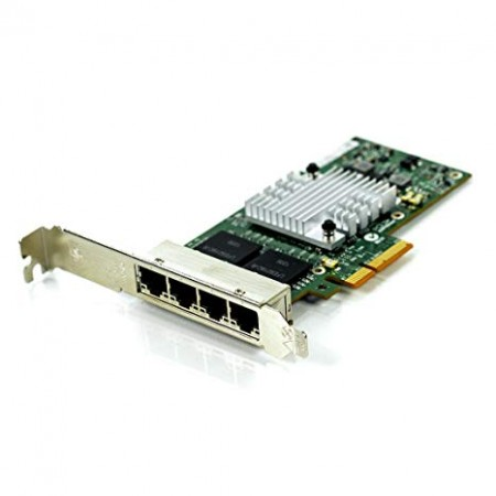 NETWORK CARD HP NC365T 4 PORTS ETHERNET