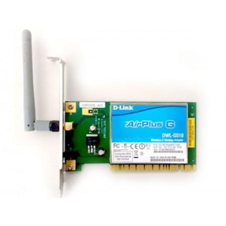CARTE RESEAU D-LINK PCI WIRELESS 54Mbps