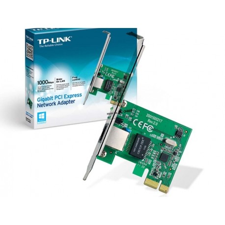 TP-LINK PCI EXPRESS GIGABIT NETWORK CARD