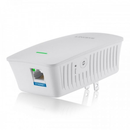 SIGNAL REPEATER LINKSYS N600 WIRELESS 802.11a / b / g / n