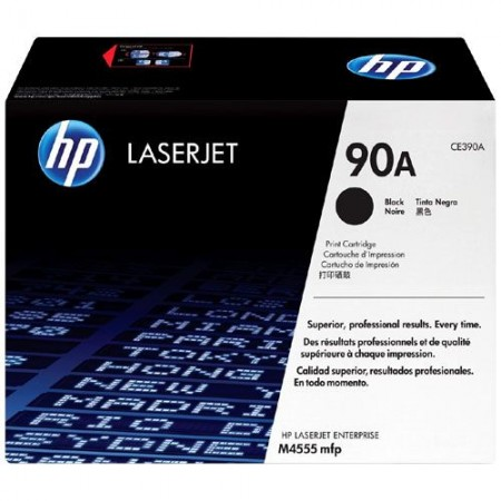 TONER HP N° 90A BLACK 10000 PAGES