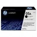 TONER HP N° 05A LASERJET P2035 / P2055 BLACK COLOR 2300 pages