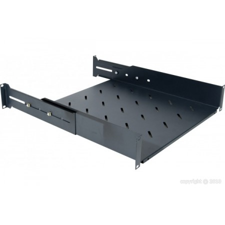 FIXED TRAY FOR RACK PROF 420 / 570mm