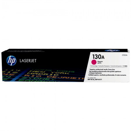 TONER HP N° 130A MAGENTA 1000 PAGES