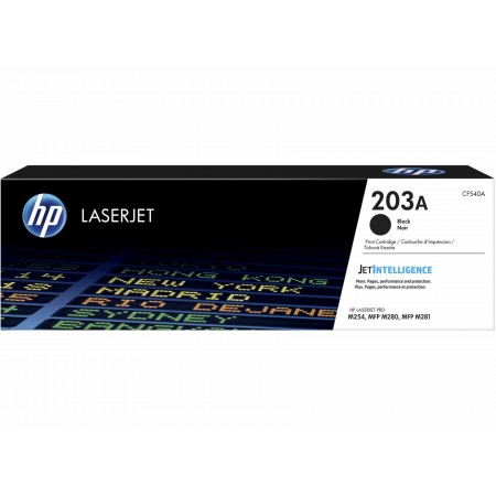 TONER HP N° 203A BLACK 1400 PAGES