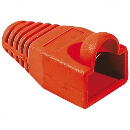 RED SLEEVE CAT 5 UTP
