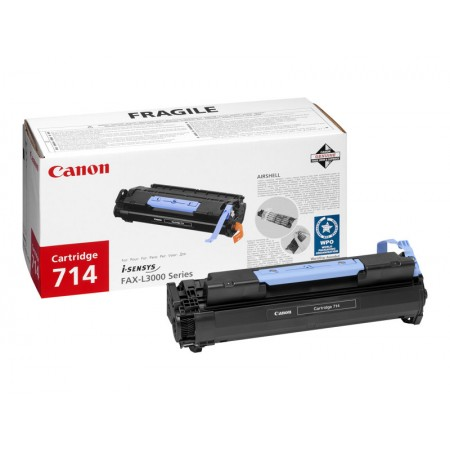 TONER CANON N°714 BLACK 4500 PAGES