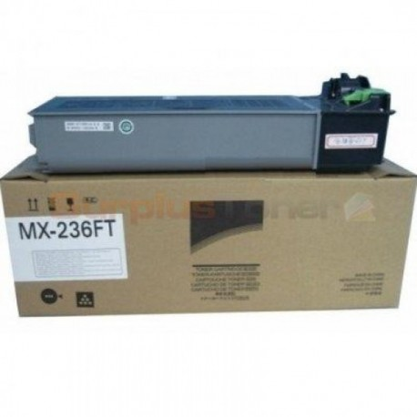 TONER SHARP BLACK MX-236 16000 PAGES