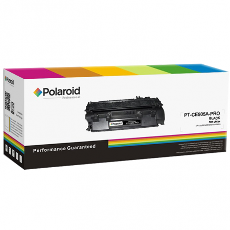 TONER POLAROID HP 05A BLACK 2300 PAGES