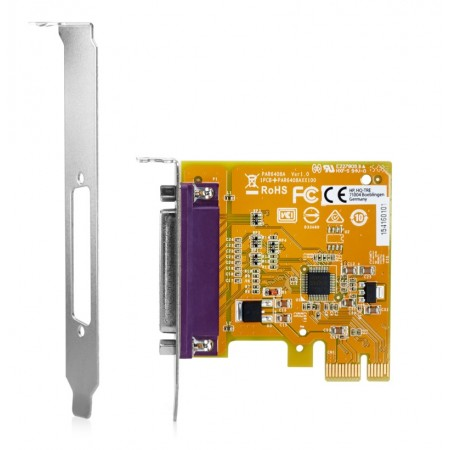 PCIE CARD 1X LOW PROFILE PARALLEL PORT FOR PRODESK 400 G3 SFF