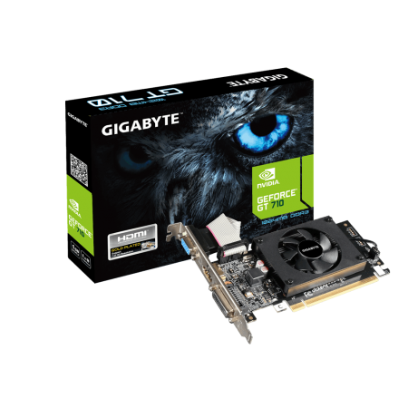 GEFORCE NVIDIA 1G PCI-E VIDEO CARD