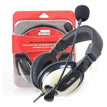 CASQUE CHAT POWER STAR