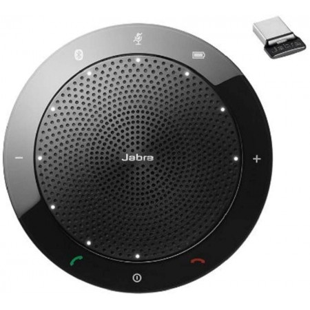 JABRA SPEAK 510+ WIRELESS SPEAKER BLUETOOTH USB