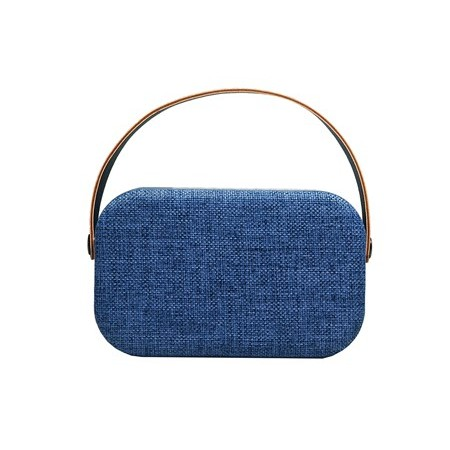 HAUTS PARTLEURS BLUETOOTH DENVER BLEU 6W + SAC
