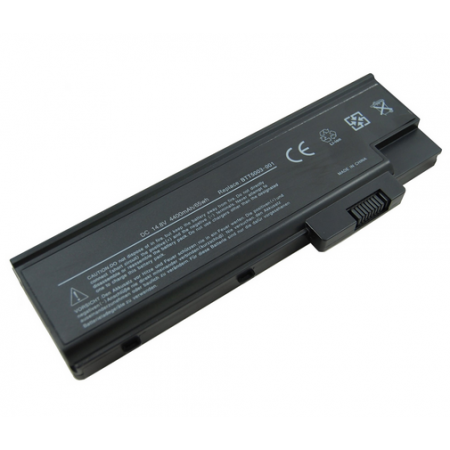 BATTERY LI-ION 14.8V 4400mAH ACER ASPIRE 3000/5000