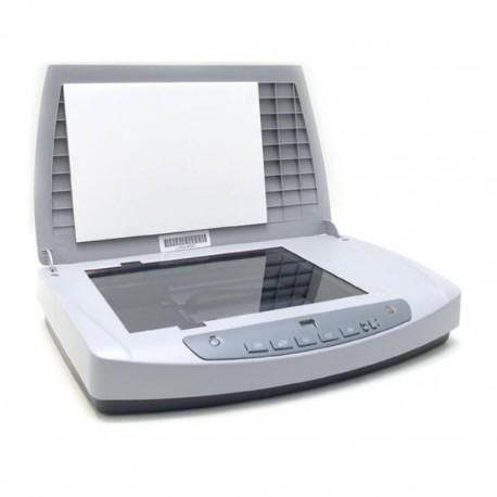 SCANNER HP  5590P ( Sans chargeur automatique ) (488 x 340 x 83 mm, vitesse de numérisation 10s Niveaux de gris:256,USB2.0,A4)