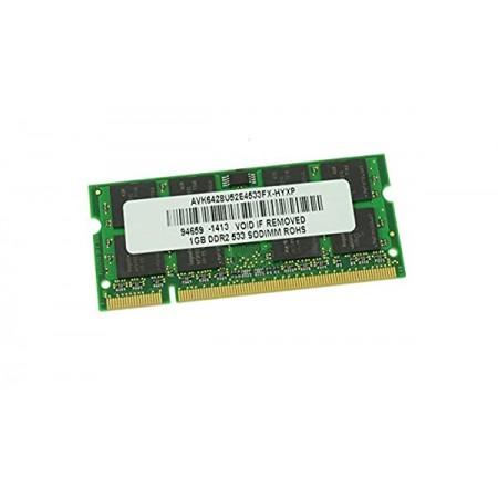MEMORY 1GB DDR2 PC4200 SODIMM