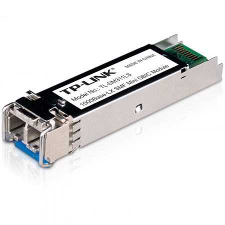 SFP MODULE GIGABIT MINI GBIC LC SINGLE MODE