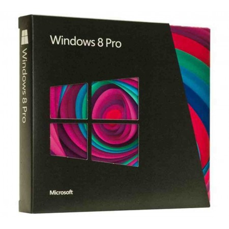 MICROSOFT WINDOWS 8 PRO 32/64 BITS UPGRADE