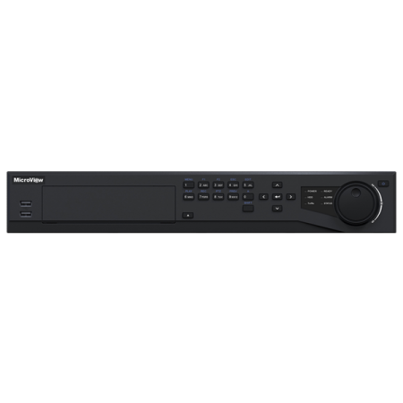 NVR 16 CHANNEL POE + RECORDER