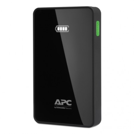 POWERBANK APC 5000MAH BLACK