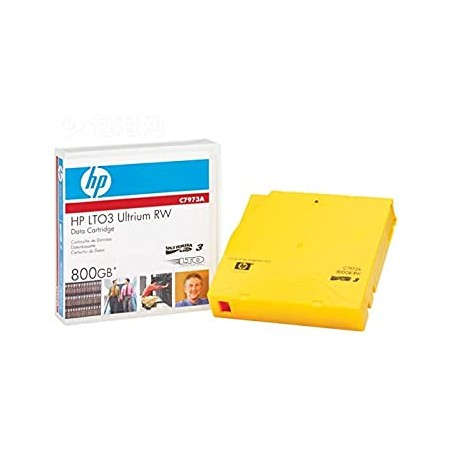 ULTRIUM LTO3 800GB RW HP CARTRIDGE