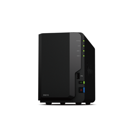 SYNOLOGY DISKSTATION DS218 2BAIES 2GB RAM