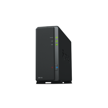 SYNOLOGY DISKSTATION DS118 1 BAIE