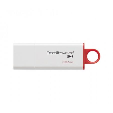 CLE USB 32G USB 3.0 KINGSTON DATA TRAVELLER  BLANC - R