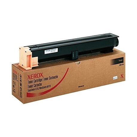 TONER XEROX WORKCENTRE C118 / WC M11 BLACK COLOR  11000 pages