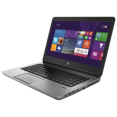 HP PROBOOK 640G1 i3 8G0/256SSD 14'' WIN10 PRO