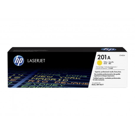 TONER HP N° 201A  LASERJET PRO M252 / MFP M274/M277  MAGENTA COLOR 1400 pages