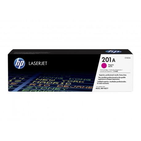 TONER HP N° 201A  LASERJET PRO M252 / MFP M274/M277  YELLOW COLOR 1400 pages