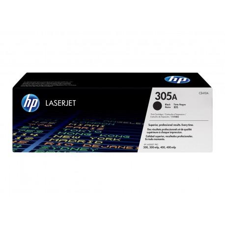 TONER HP N° 305A LASERJET PRO 300 / 400   BLACK COLOR 2200 pages