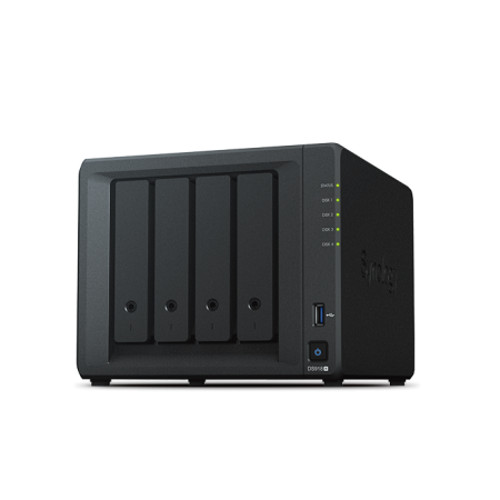 NAS SYNOLOGY DS918+ 8To (4x2To ST2000NE0025)