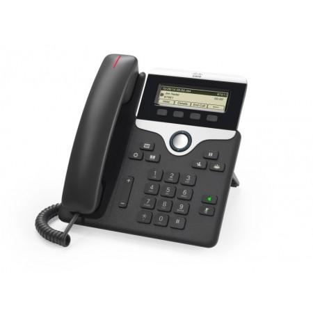 TELEPHONE CISCO IP PHONE 7811 VoIP SIP SRTP