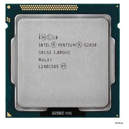 PROCESSOR INTEL PENTIUM DC G2030 - 3Ghz 3Mo cache LGA1155