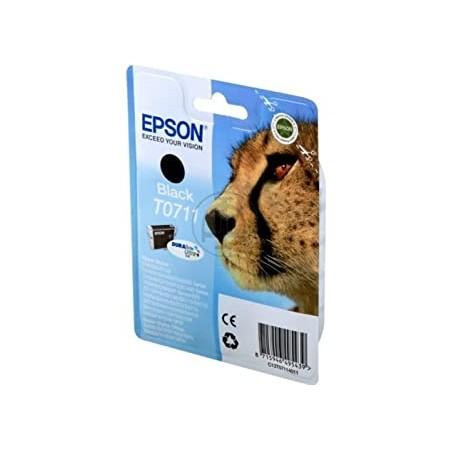 ENCRE EPSON T0711 NOIR
