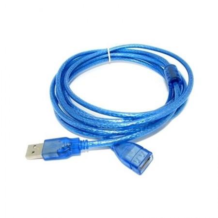 USB MALE / FEMALE EXTENSION 3m