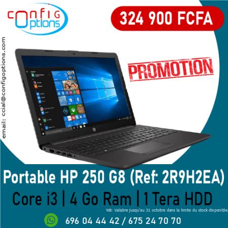 HP 250 G8 HD i3-1005G 4/1To wifi AC+BT DOS