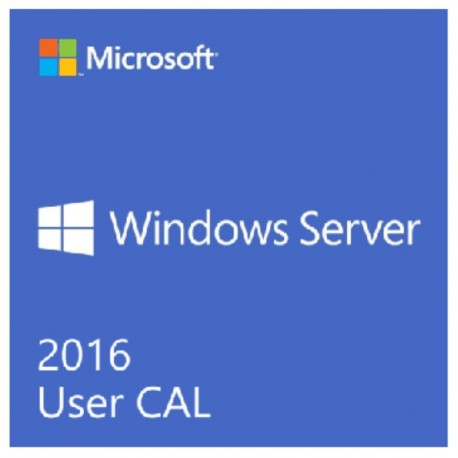 MICROSOFT WINDOWS SERVER  CAL 2016  FRENCH  1 PACK 5 CLIENT
