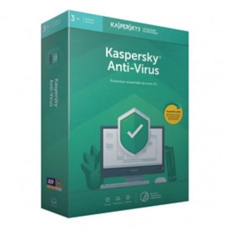 KASPERSKY ANTIVIRUS 2019 3+1 PC