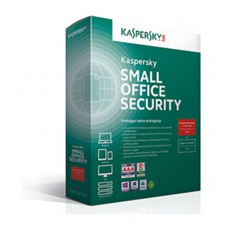 KASPERSKY SMALL OFFICE 5 WORKSTATIONS + 1 SERVER