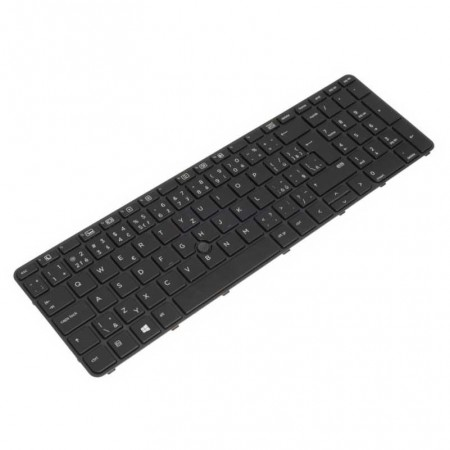 HP KEYBOARD PROBOOK 450 G3 / G4 QWERTY