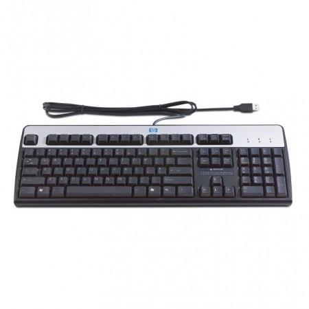HP USB AZERTY KEYBOARD