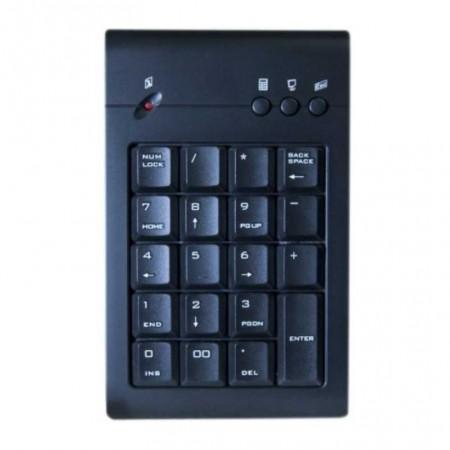 Numeric keypad