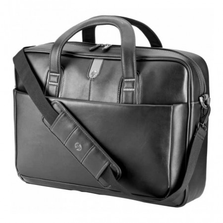 SACOCHE HP PROFESSIONNAL LEATHER CASE 17''